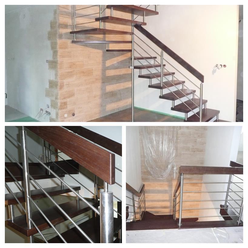 schody drewniane kolaz 10 Schody drewniane Drewrys
