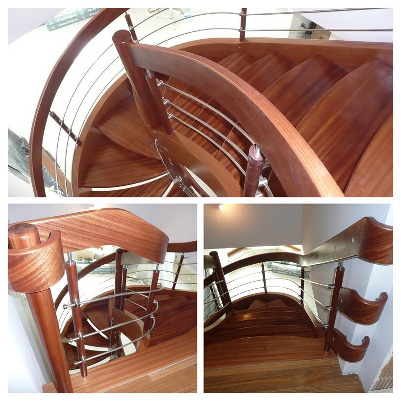 schody drewniane kolaz 12 Schody drewniane Drewrys