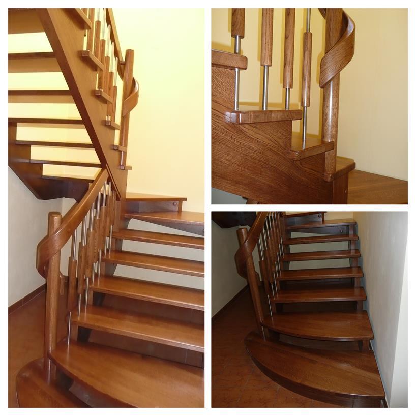 schody drewniane kolaz 15 Schody drewniane Drewrys