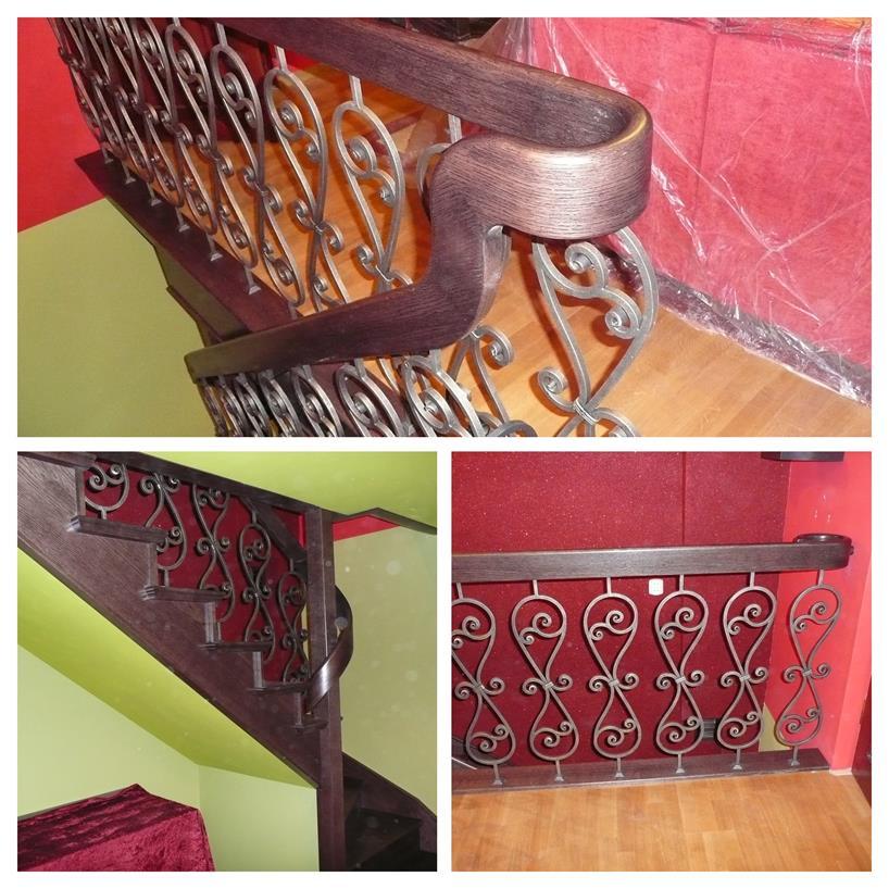 schody drewniane kolaz 17 Schody drewniane Drewrys