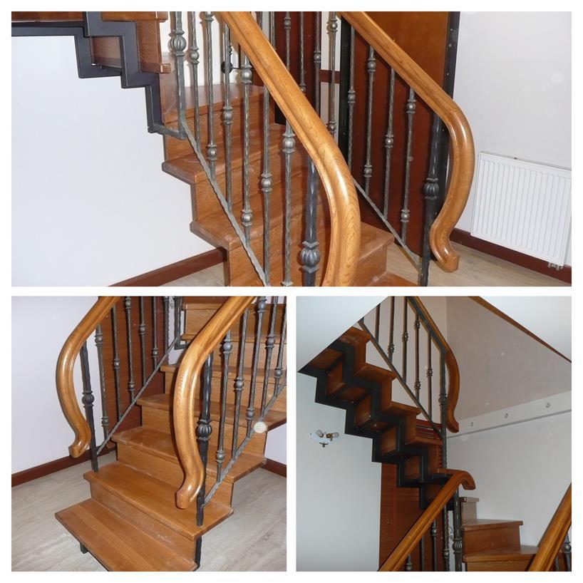 schody drewniane kolaz 20 Schody drewniane Drewrys