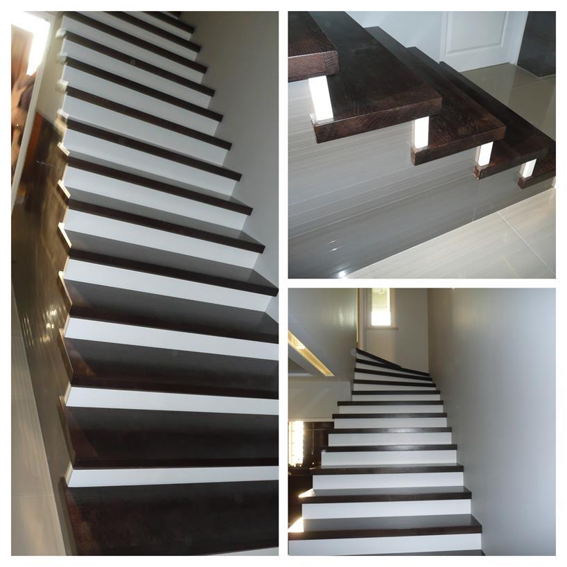 schody drewniane kolaz 33 Schody drewniane Drewrys