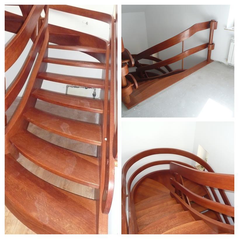 schody drewniane kolaz 36 Schody drewniane Drewrys