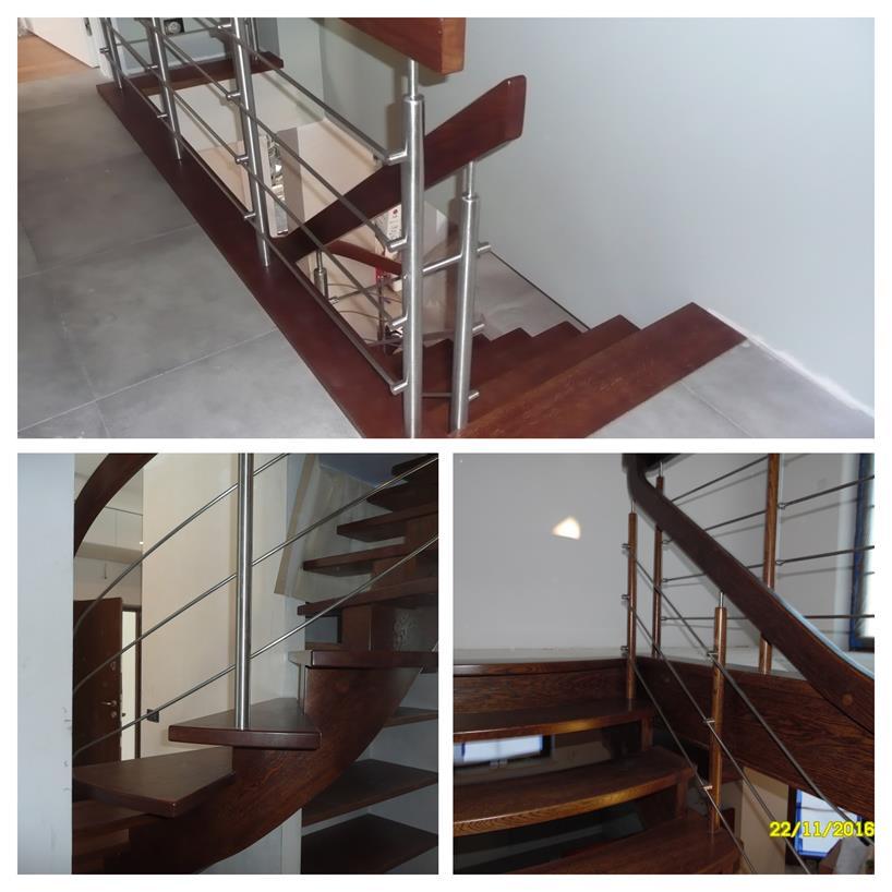 schody drewniane kolaz 37 Schody drewniane Drewrys