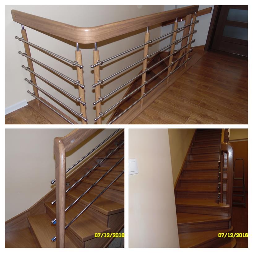 schody drewniane kolaz 39 Schody drewniane Drewrys