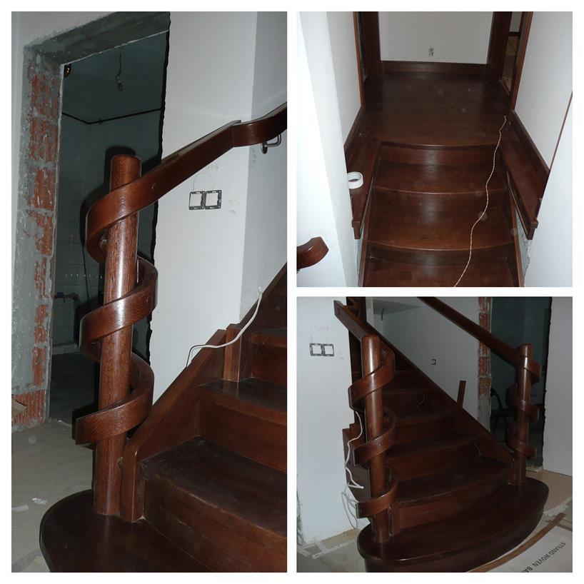 schody drewniane kolaz 4 Schody drewniane Drewrys