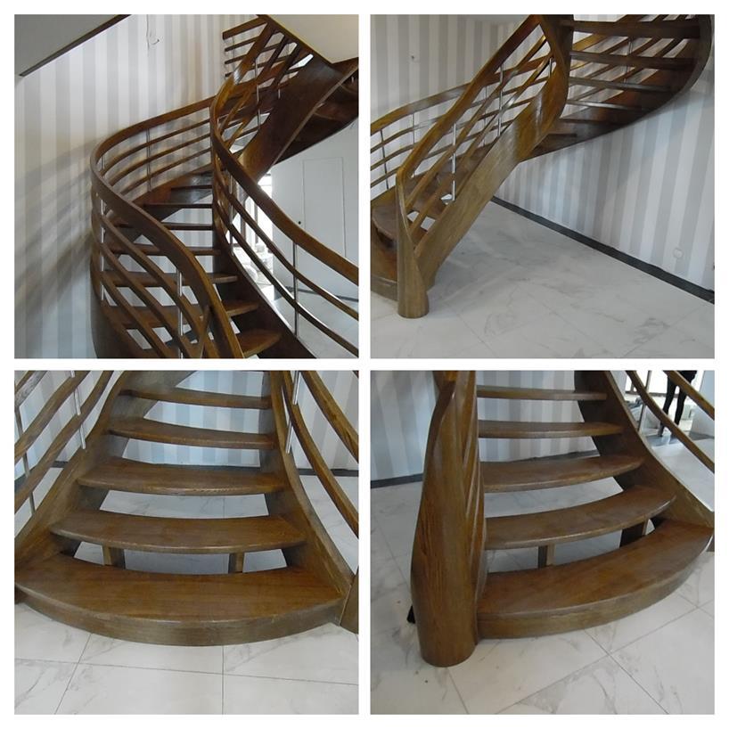 schody drewniane kolaz 41 Schody drewniane Drewrys