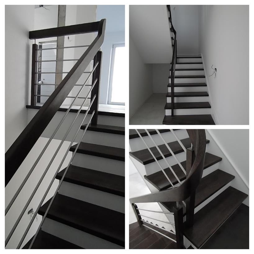 schody drewniane kolaz 48 Schody drewniane Drewrys