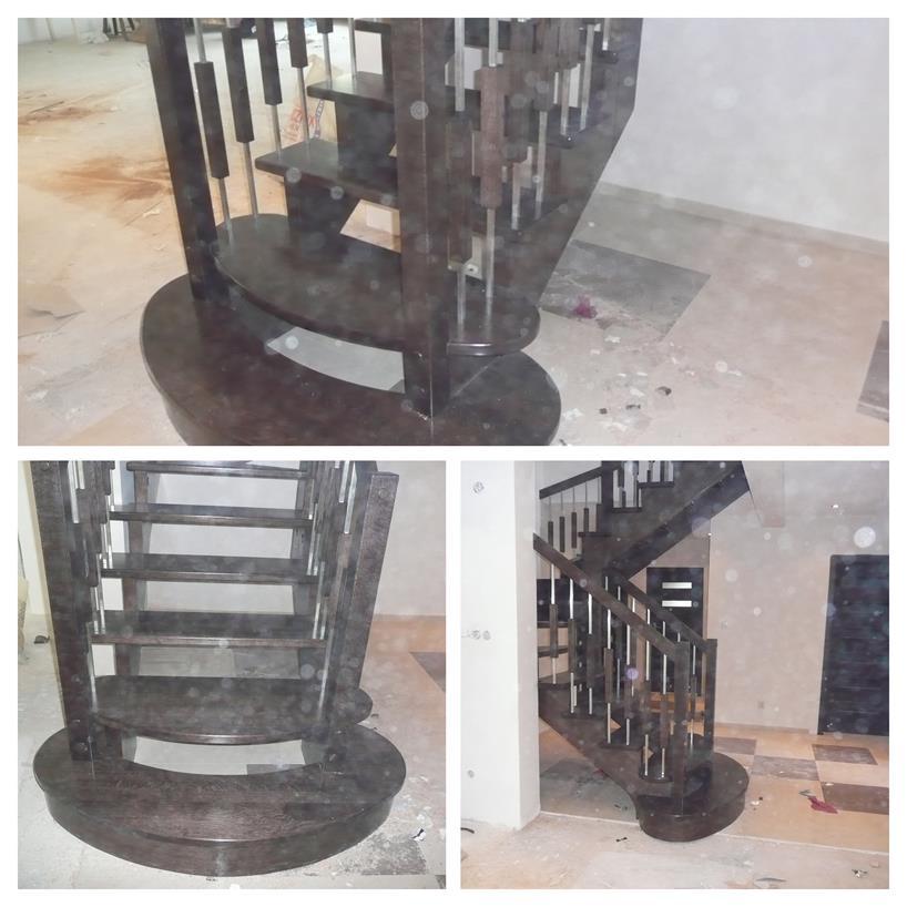 schody drewniane kolaz 7 Schody drewniane Drewrys