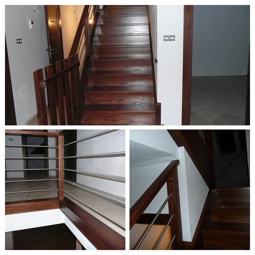 schody drewniane kolaz 9 Schody drewniane Drewrys