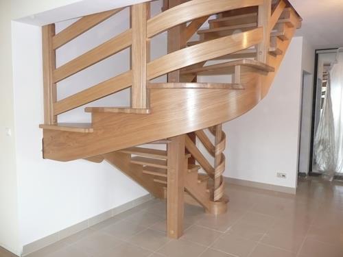 schody giete1 2 Schody drewniane Drewrys
